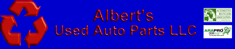 Albert's Used Auto Parts, LLC.