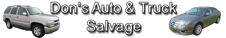 Don's Auto & Truck Salvage
