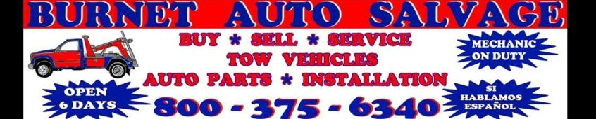 Burnet Auto Salvage